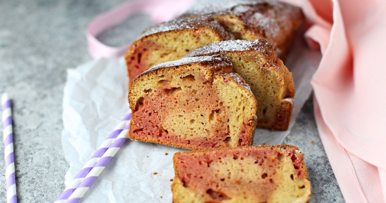Red Marble Cake