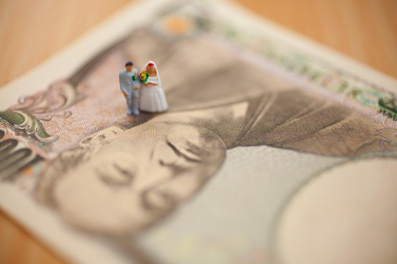 結婚式の費用を後払い