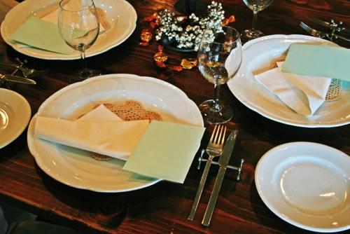 授かり婚 結婚式 食事会