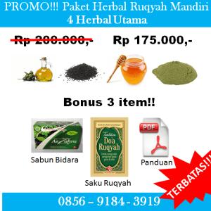 Paket Herbal Ruqyah