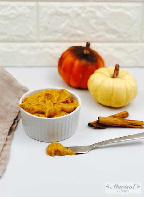 Pumpkin Spice Butter