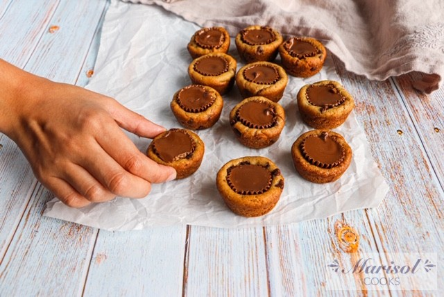 Reese's Cookie Blossoms