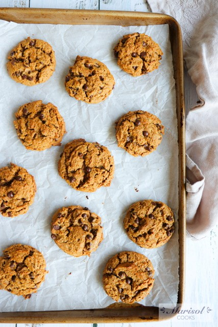 5 Ingredient Peanut Butter Cookies/Gluten Free