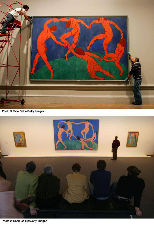 DANZA. Henri Matisse Getty-matissedancers2