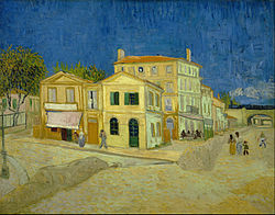 La Casa Amarilla  Van Gogh