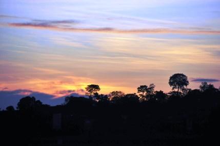 Entebbe Sunset - December 2012