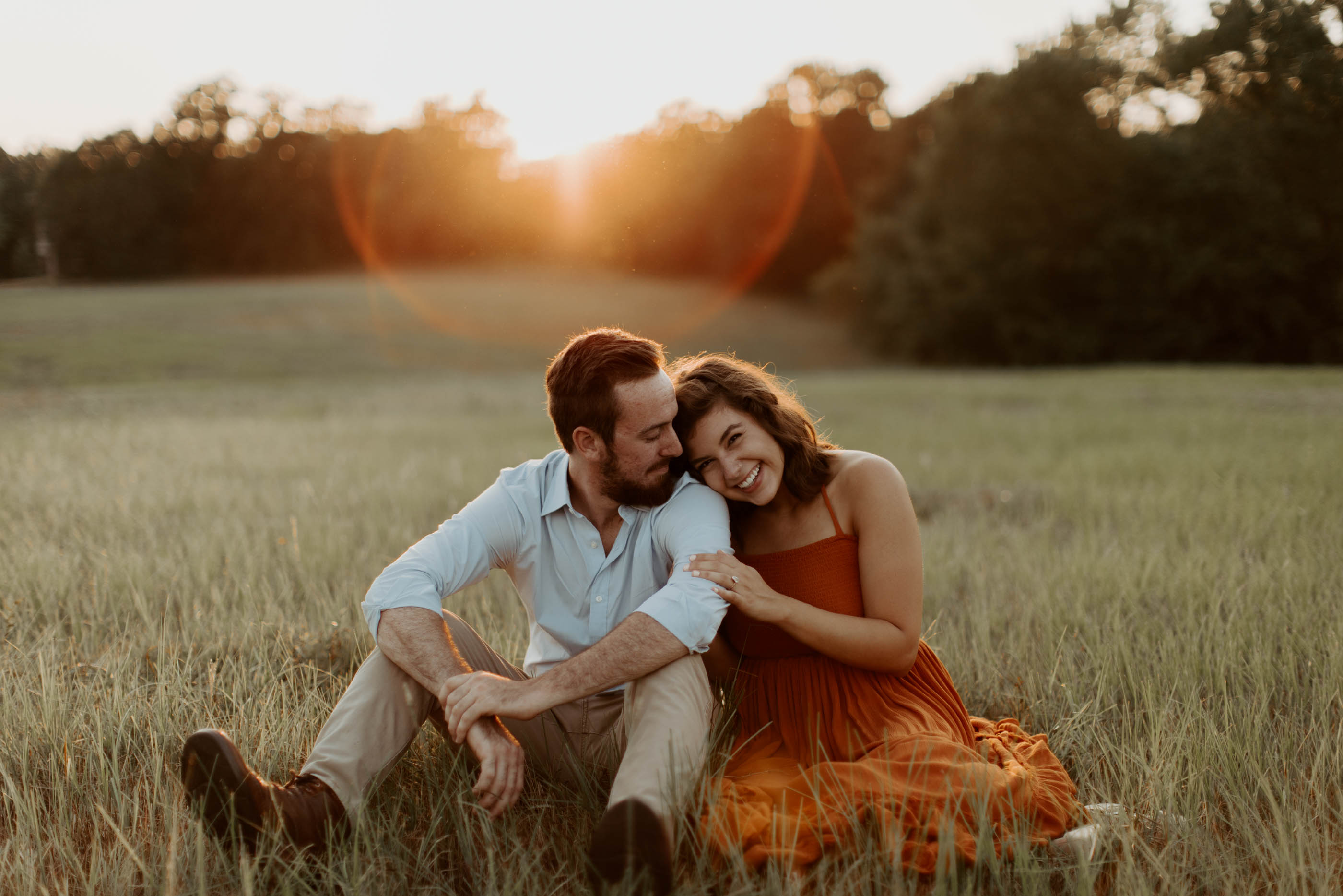 Engagement photography session example Marissa Merrill Photography