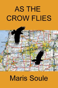 As the Crow Flies - Cover