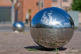 reflective ball