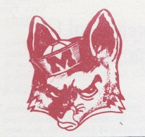 Red Fox Logo 1964