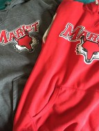 You'll need as many Marist sweatshirts as you can get!