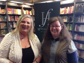 Marita and Mary from Hodges Figgis