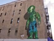 Street art at Little Italy