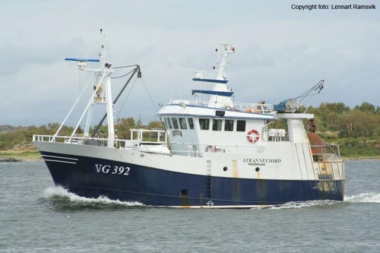 VG 392 Strannefjord