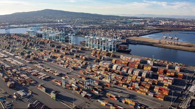 Port of Los Angeles celebrates 10 million TEU milestone