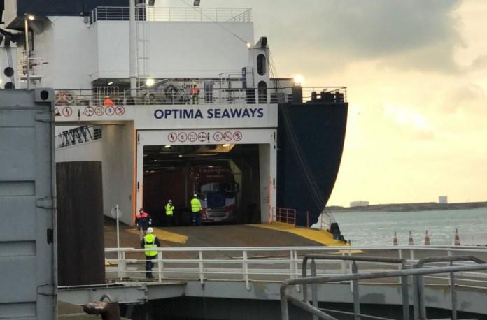 DFDS godt fra land i årets første kvartal