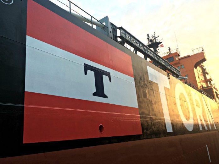 Torm sikrer sig tre nye skibe trods underskud