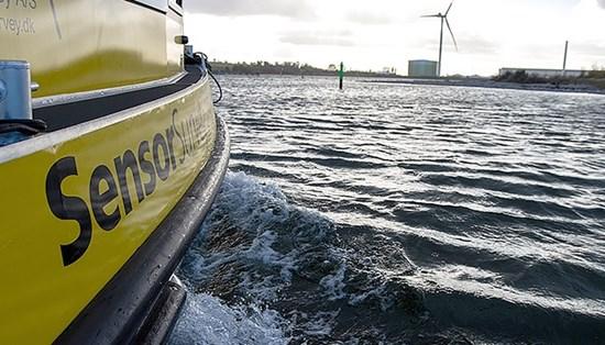 Dansk havn vil optimere med 3D-kortlægning
