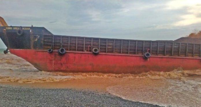 Tragedie: 20 savnet efter grundstødning i supertyfon