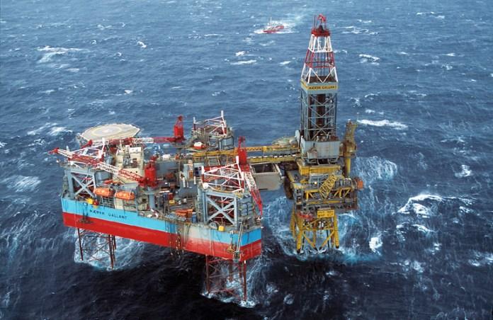 Maersk Drilling sælger gamle rigge