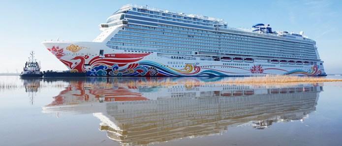 Massivt økonomisk tab – Norwegian Cruise Line i frit fald
