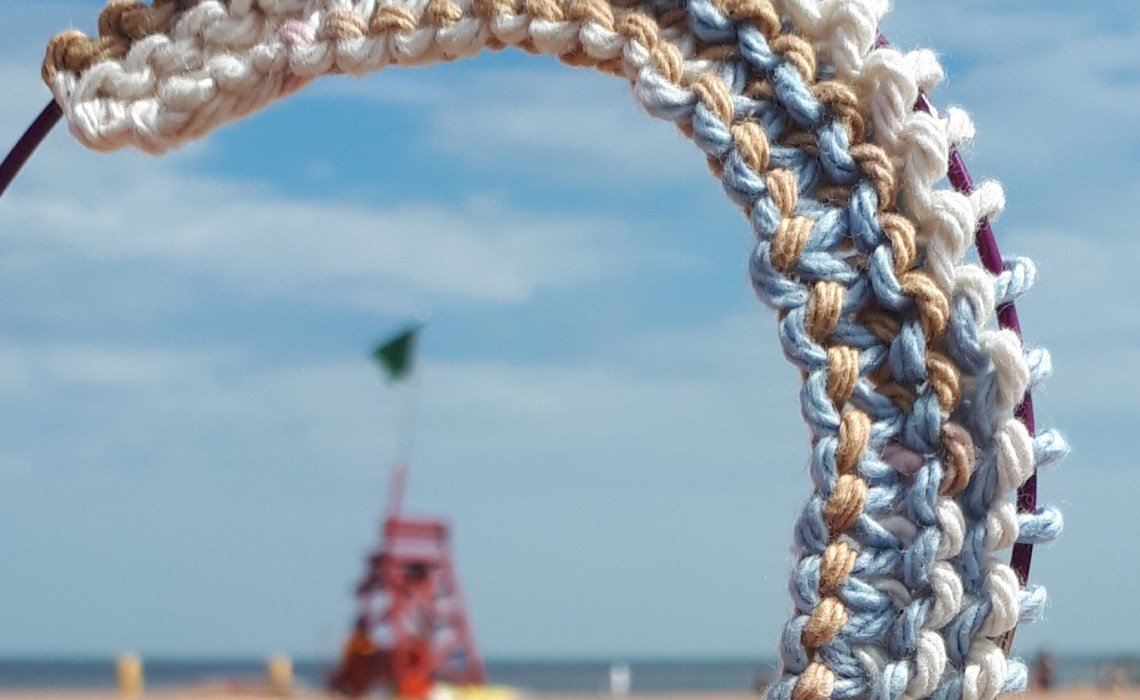 Charlene Billard of Seascape Knits and Her Love of Knitting