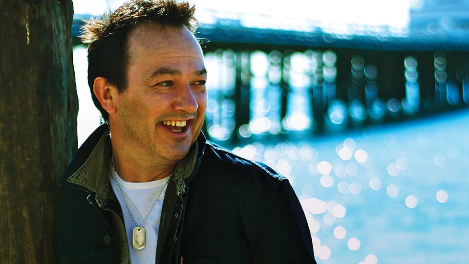 Interviewing Cape Breton Legend, Jimmy Rankin