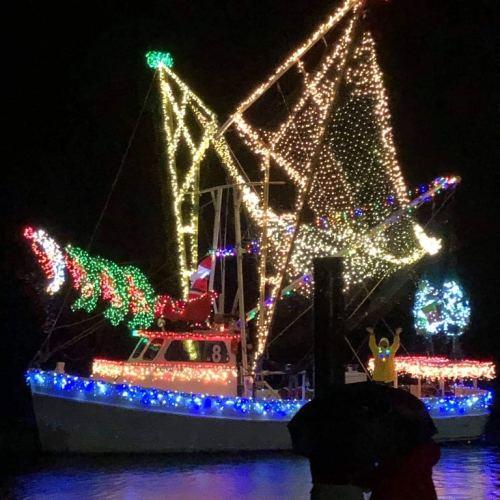 Flotilla Boat