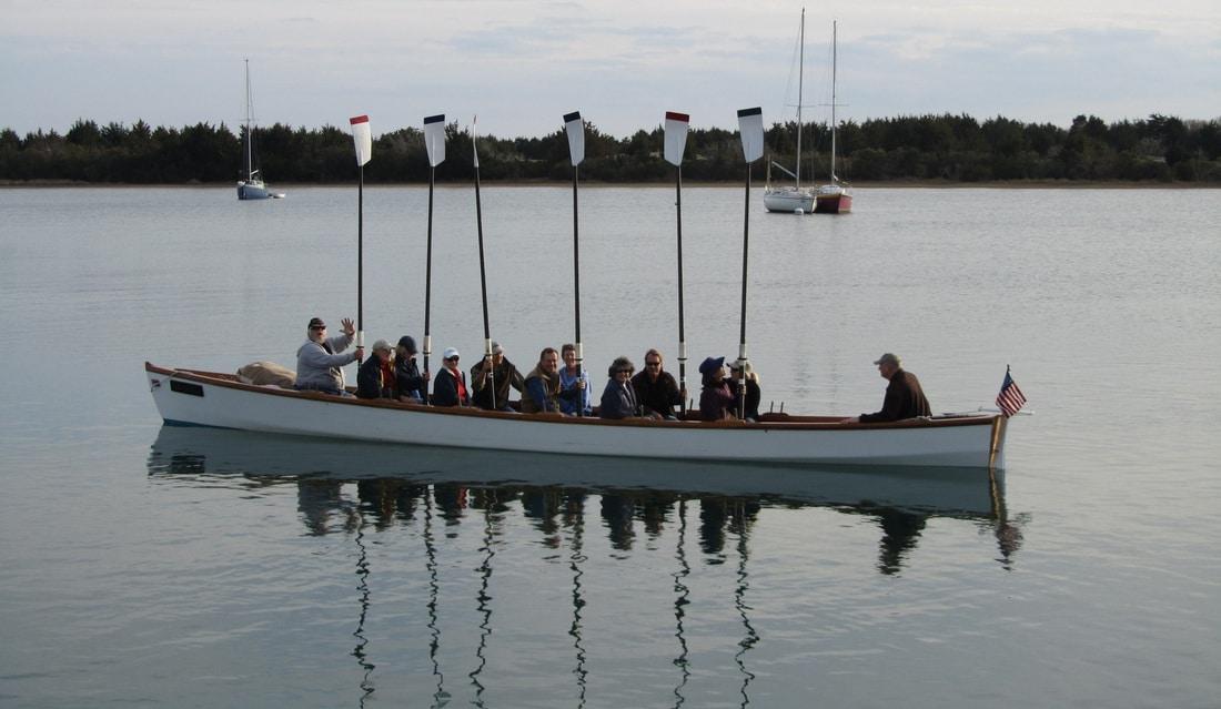 Beaufort Oars 2011