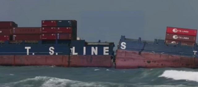 ts line ship ts lines breakup