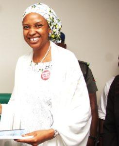 Ms. Hadiza Bala Usman, MD, Nigerian Ports Authority