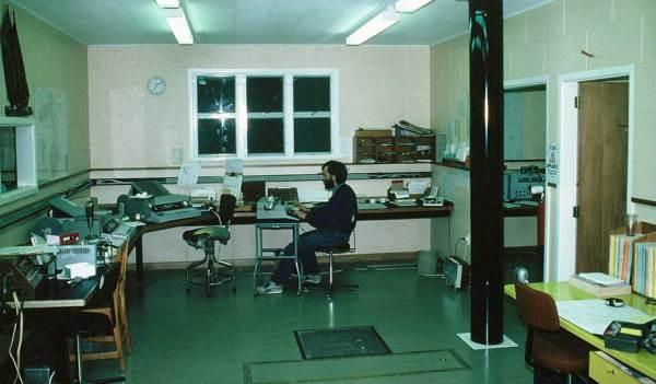 Chathams Radio ZLC, c1982