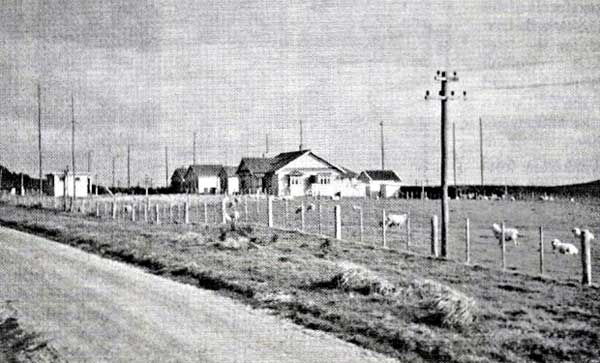Chatham Islands Radio ZLC in 1957