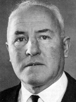 Robert Lyver, radio officer aboard Wahine
