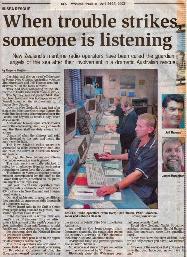 When trouble strikes, Taupo Radio is listening