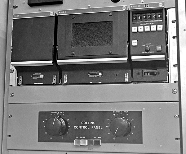 Drive unit for Collins Auto-Tune transmitter, c1974. Photo: Rex Johnson