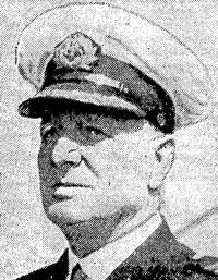 Capt HL Upton