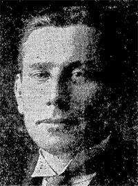 Capt James H Miller of SS Holmwood