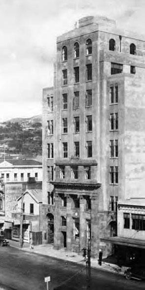 Wellington East Post Office (1930)