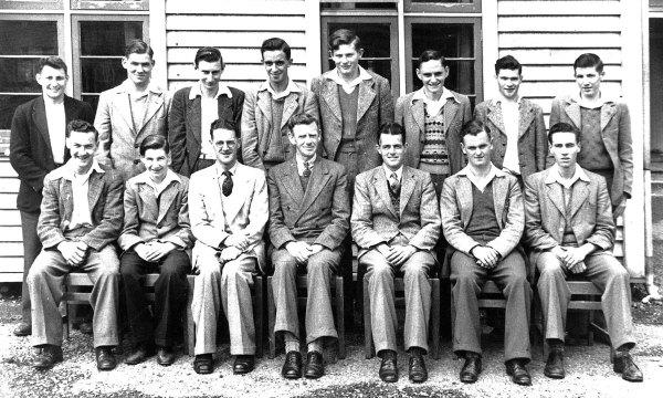 Telephone Mechanicians Training School, Trentham, 1949