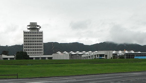 Avalon television studios in 2013