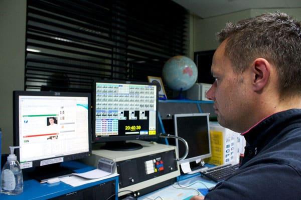 Stephen Turnock, Taupo Maritime Radio, 10 Aug 2010