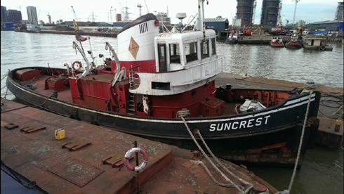Image result for suncrest tug