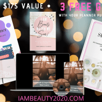 I Am Beauty 2020 FREEBIE OVERLOAD!