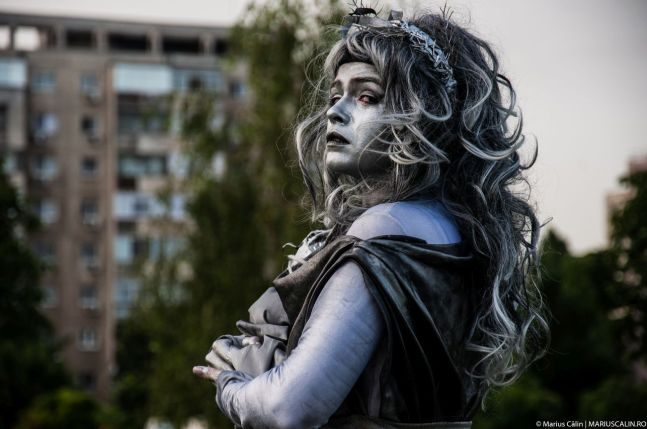 Festivalul international de statui vivante-0030