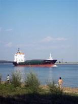 Vapor pe Dunare (Foto Marius Craciun)