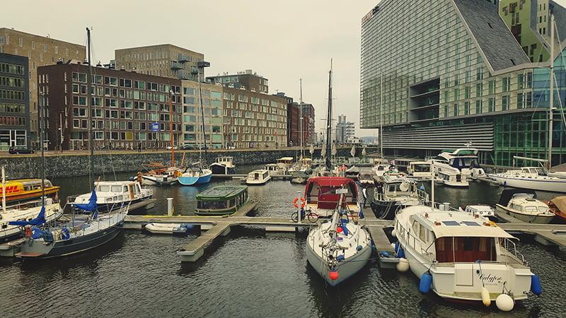 Amsterdam Port - Olanda