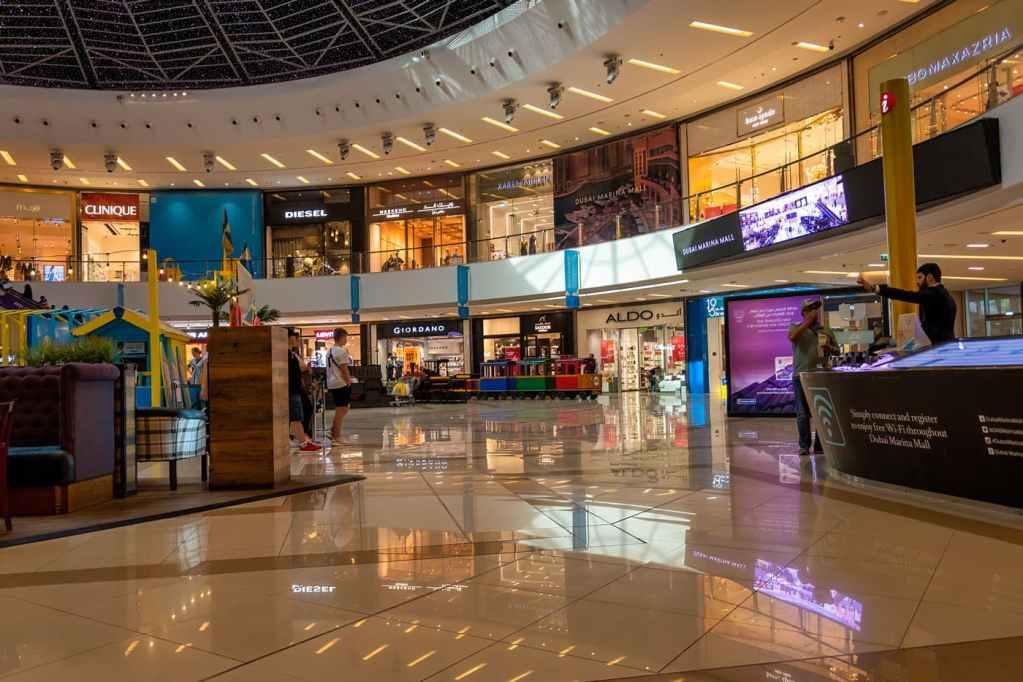 Dubai Marina - Mall