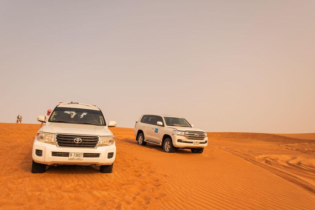 Dubai - desert
