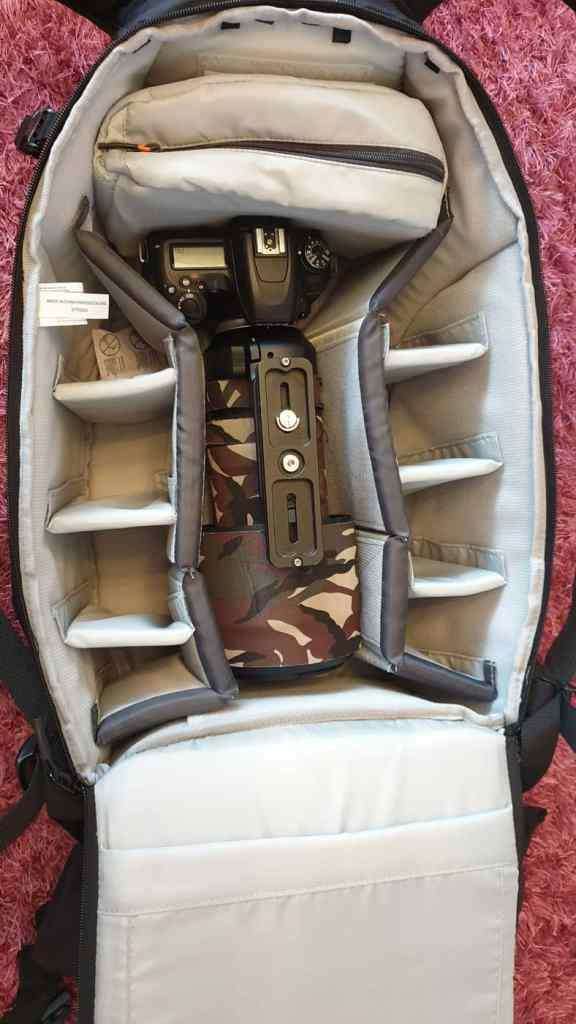Rucsac foto Lowepro Flipside 500 AW II